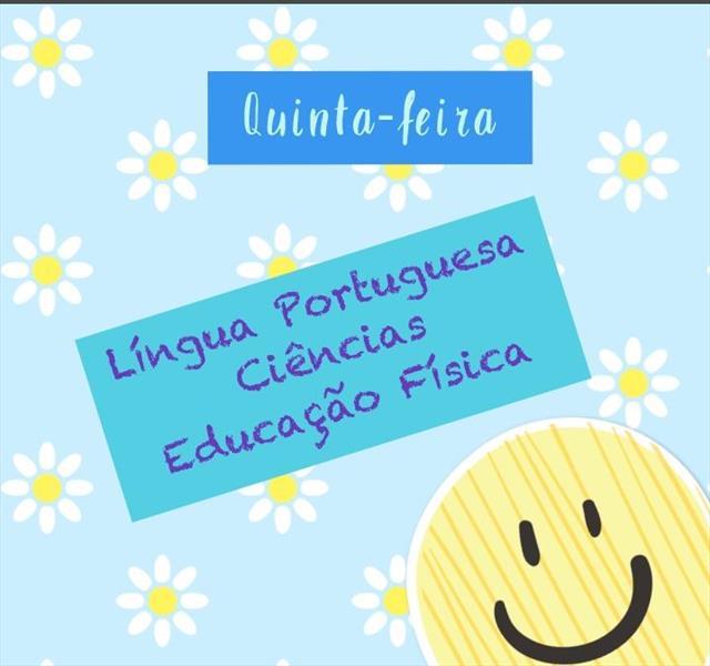 PROGRAMAÇÃO TV ESCOLA CURITIBA - QUINTA-FEIRA - 30/09/2021