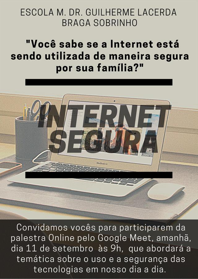 Sábado Letivo Online.