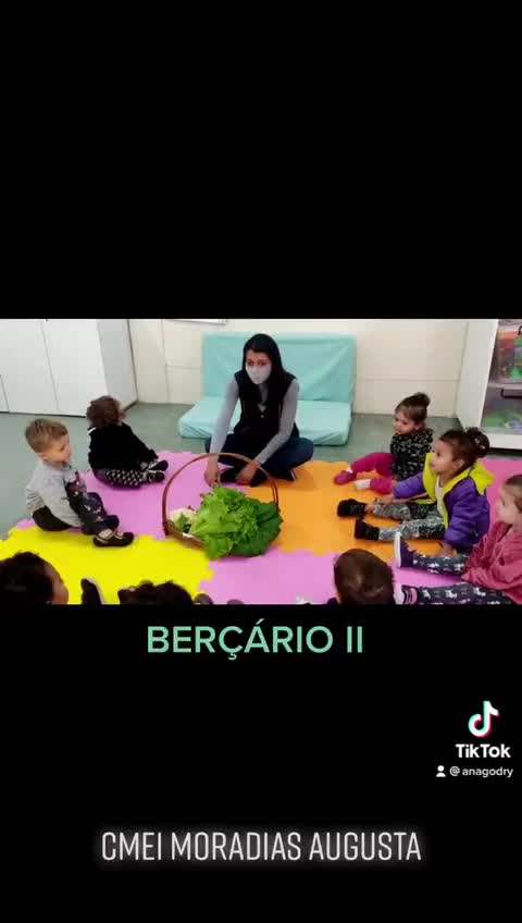 DESCOBERTAS BERÇÁRIO II